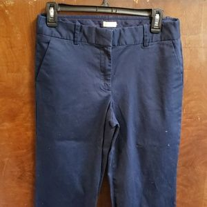 I. Crew womens business pants size 6